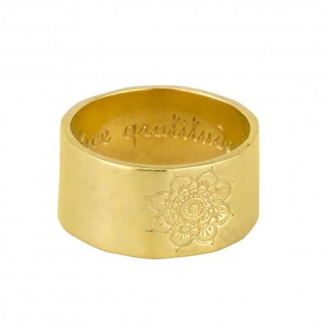 pierścionek Practice Gratitude