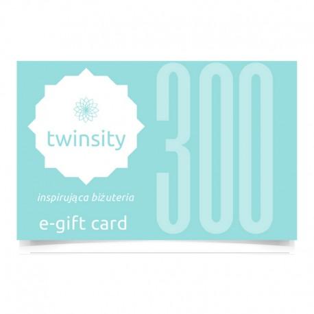 TWINSITY E-GIFT CARD 150PLN
