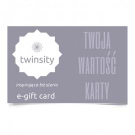 TWINSITY E-GIFT CARD YOUR CHOICE